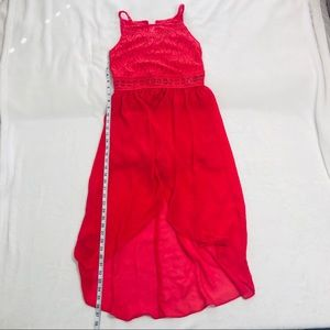 In Girl- High Low Formal dress Size 14